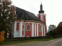 Božanov kostel -