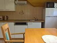Kuchyň - apartmán k pronájmu Svoboda nad Úpou