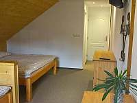 Ložnice č.2 - apartmán k pronajmutí Svoboda nad Úpou
