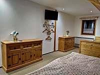 Ložnice č.2 - apartmán k pronájmu Svoboda nad Úpou