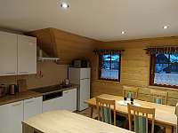 Plně vybavená kuchyň. - apartmán k pronajmutí Svoboda nad Úpou