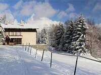 Chata k pronájmu - zimní dovolená Jestřabí v Krkonoších