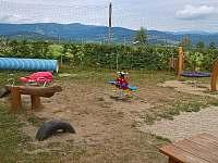 dětské hřiště - Vysoké nad Jizerou