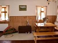 obývací pokoj - Vysoké nad Jizerou