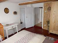 šikmý pokoj - chata k pronajmutí Vysoké nad Jizerou