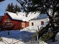 zima 2018 - pronájem chaty Vysoké nad Jizerou