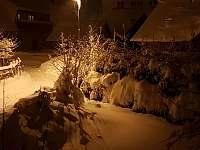 zima 2019 - chata k pronajmutí Vysoké nad Jizerou