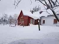 Zima 2019 - chata k pronájmu Vysoké nad Jizerou