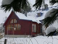 Zima 2020 - chata k pronajmutí Vysoké nad Jizerou