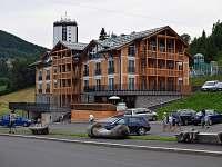 ubytování Velká Úpa v apartmánu na horách