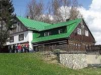 ubytování Vítkovice na chatě