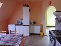 Apartmán v Podkroví - k pronájmu Žacléř