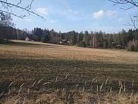 Bezprostřední okolí - Jaro 2020 - ubytování na polosamotě v Podkrkonoší