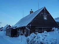 klasická zima - Horní Malá Úpa