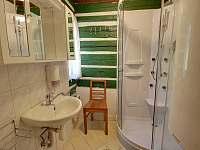 koupelna - chalupa k pronajmutí Horní Malá Úpa