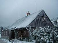 Zima - chalupa k pronájmu Horní Malá Úpa