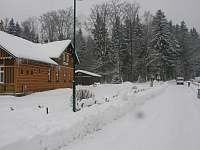 chata Švýcarský dvůr - k pronajmutí Janské Lázně