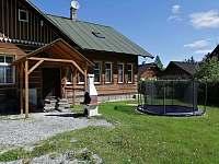 chata Švýcarský dvůr - ubytování Janské Lázně