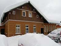 chata Švýcarský dvůr - pronájem Janské Lázně