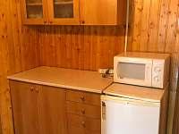 Kuchyňka apartmán - Janské Lázně