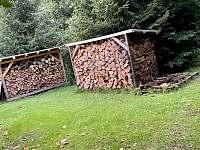 Dřevo na zimu máme připravené. - Rokytnice nad Jizerou - Vilémov