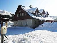 Chalupa k pronajmutí - zimní dovolená Rokytnice nad Jizerou
