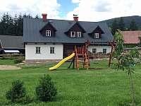 chalupa léto 21 - ubytování Rokytnice nad Jizerou