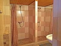 koupelna v přízemí - Rokytnice nad Jizerou