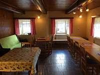 společenská místnost s kuchyňkou - Rokytnice nad Jizerou