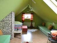 Apartmán Nika se samostatným vchodem v patře chalupy