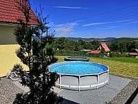 vila Anežka bazén - pronájem Žacléř