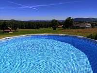 vila Anežka bazén - k pronajmutí Žacléř