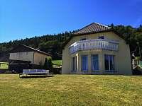 vila Anežka bazén - k pronájmu Žacléř