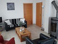 vila Anežka obývací pokoj - Žacléř