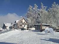 Vila na horách - zimní dovolená Benecko