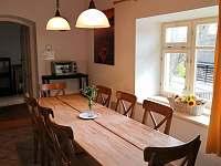 chalupa POD LESEM čp. 7 - kuchyň - ubytování Žacléř