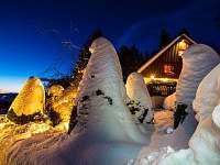 ubytování Skiareál Harrachov - Amálka v apartmánu na horách - Rokytnice nad Jizerou