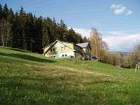 Labská Vyhlídka v létě - ubytování Špindlerův Mlýn