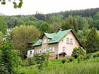 Apartmán na horách - okolí Štěpanické Lhoty