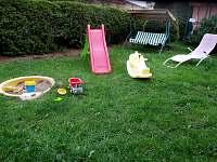 dětské hřiště - Svoboda nad Úpou
