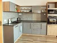 kuchyň - apartmán k pronájmu Rokytnice Nad Jizerou - Horní Rokytnice
