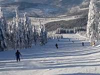 Horní domky_lyžování - Rokytnice nad Jizerou