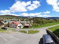 Jedinečný výhled - apartmán k pronajmutí Rokytnice nad Jizerou