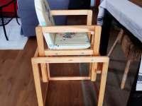 K dispozici je případně dětská židlička - Rokytnice nad Jizerou