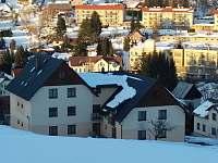 Pohled na dům - Rokytnice nad Jizerou