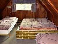 pokoj 4 lůžka - Prkenný důl