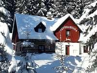 Chalupa k pronájmu - zimní dovolená Harrachov