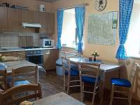 kuchyňka - chalupa k pronájmu Harrachov