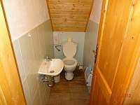 Samostatná toaleta - Františkov