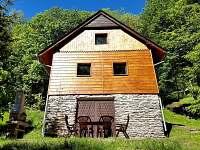 ubytování Liščí Kotce na chatě